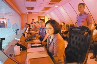 衡山指揮所10日發生包商施工走火意外 戰情運作未受影響