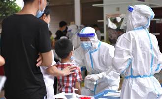 福建莆田3天增68人染疫 官方加緊推進12歲以上疫苗接種