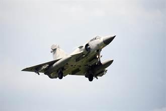 漢光演習首日 幻象2000升空攔截大陸軍機