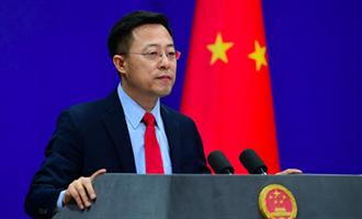 傳我駐美處更名「台灣代表處」 陸外交部:已向美方嚴正交涉