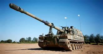 英國考慮購買韓華K9自走砲 韓國武器走向世界