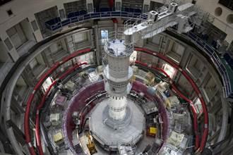 法國熱核實驗室取得超大磁鐵 核融合邁出重要一步
