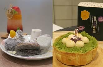 5家入秋激夯甜點 必吃金箔鬆餅、爆漿抹茶起司塔