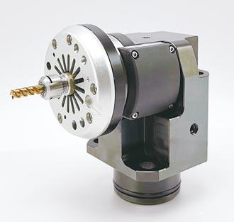 崧嘉液壓增速刀座 細孔加工利器