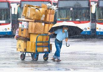 陸上颱風警報解除 中南部防大雨