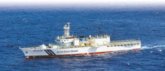 海上機動防颱 5艘日巡視船駛入台海