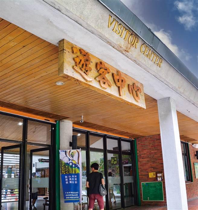 太魯閣遊客中心提供多項服務與解說,遊客可先到此獲得詳細旅遊資訊,再上路欣賞峽谷美景。(圖/花蓮趣提供)