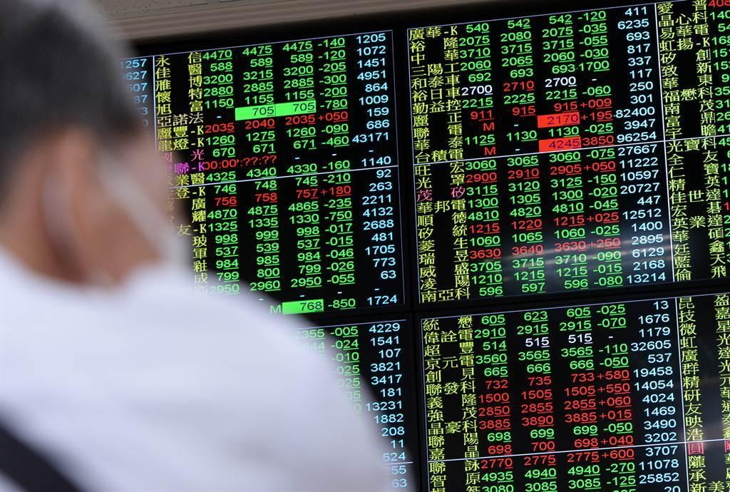 台股資金轉進傳產、金融。(圖/報系資料照)