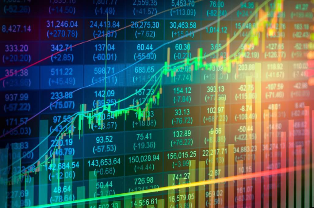 周一美股漲多跌少,台股今(14日)開盤震盪。(示意圖/達志影像)