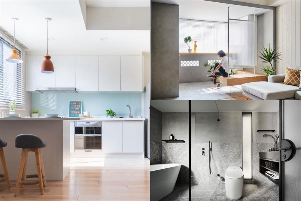 室內裝潢前必看!5大不做會後悔的設計,居家生活更便利