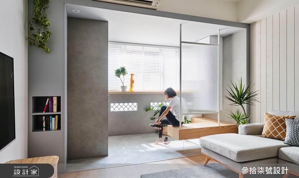 室內裝潢前必看!5大不做會後悔的設計,居家生活更便利(圖/參拾柒號設計)
