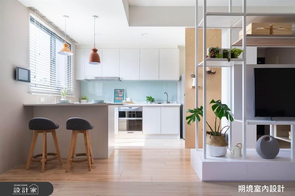 室內裝潢前必看!5大不做會後悔的設計,居家生活更便利(圖/朔境室內設計有限公司)