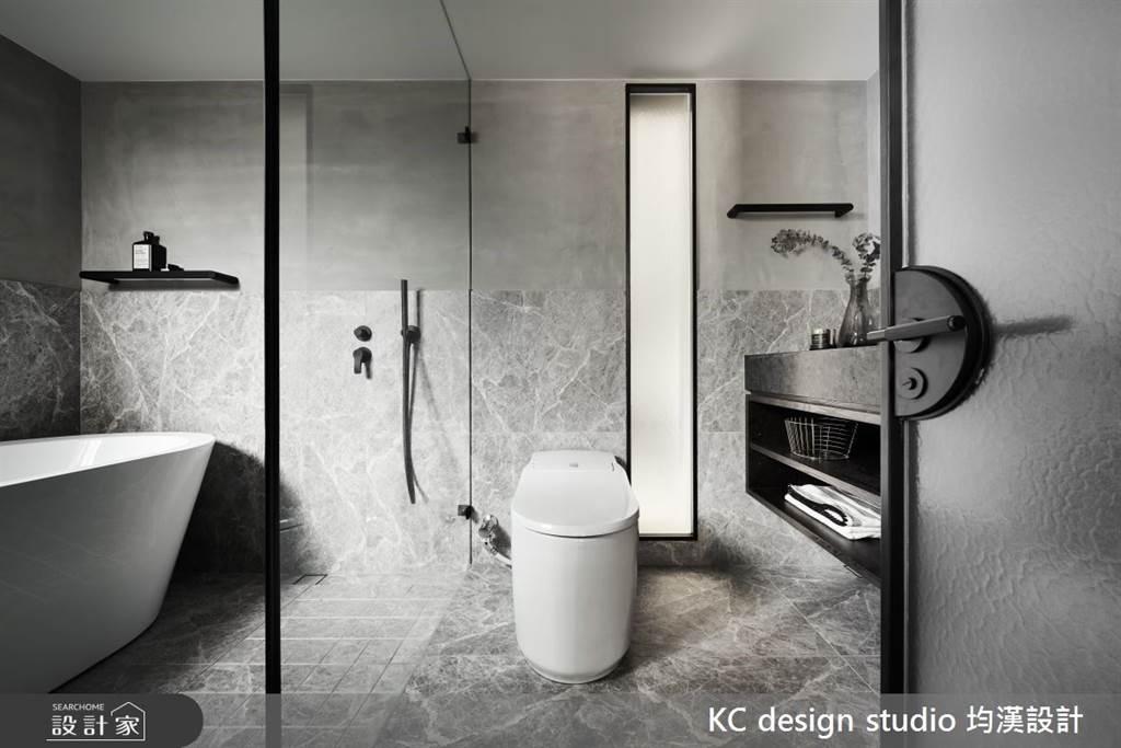 室內裝潢前必看!5大不做會後悔的設計,居家生活更便利(圖/KC design studio均漢設計)