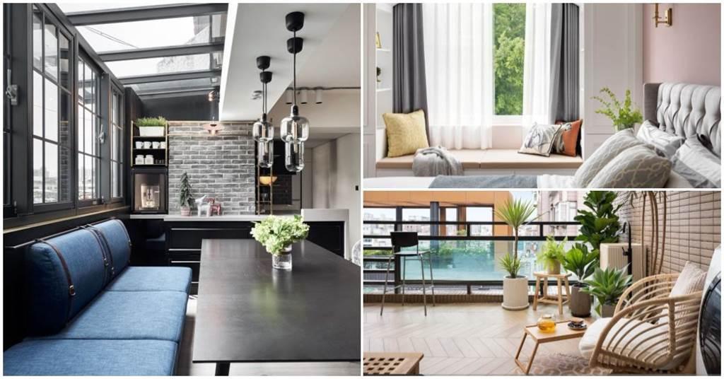 超紓壓!5 個居家設計重點,打造生活儀式感,在家啟動度假計畫!(圖/設計家)