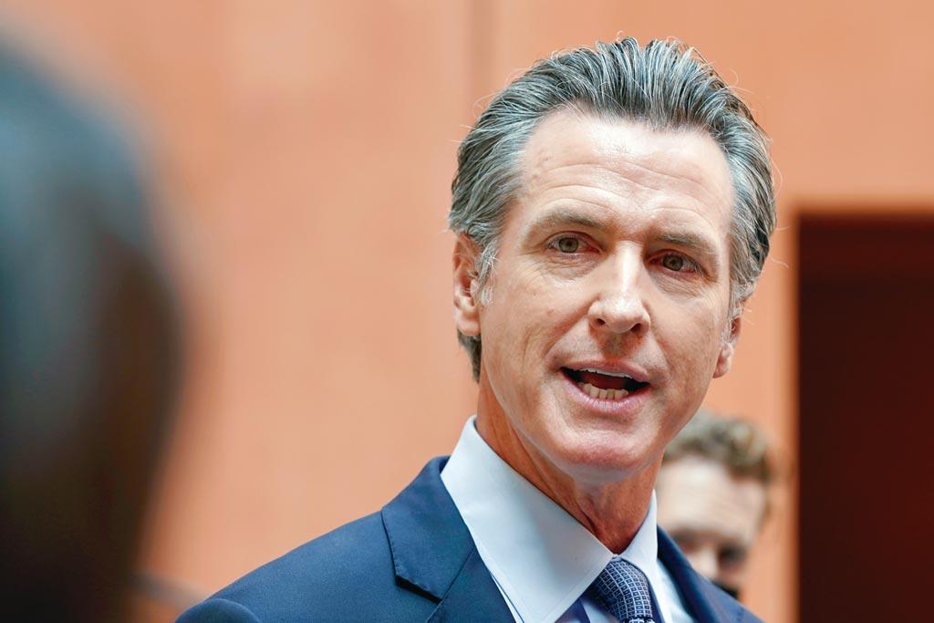 紐森罷免案 左右加州氣候政策