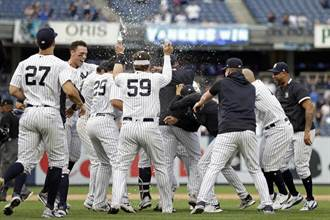 MLB》法官3分炮拯救洋基 美聯外卡陷入混戰
