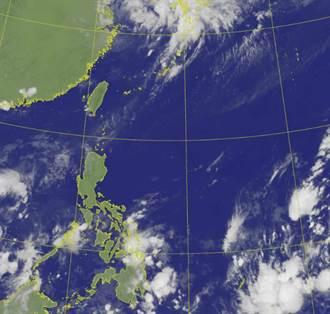 下個颱風生成時間曝光!中秋連假這地區有雨