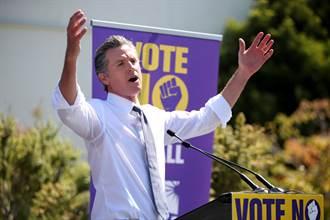 罷免加州州長時限將屆  疫情下郵寄投票佔多數