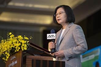 視察國家太空中心 蔡英文:發展太空產業 台灣不會缺席