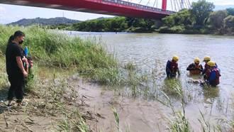 璨樹颱風過境 苗栗釣客落水2日尋獲遺體