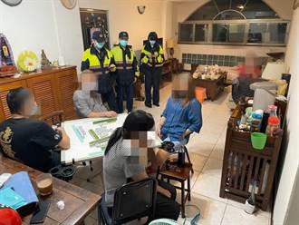 基隆女群聚打麻將罰6萬拒繳 執行署怒:將拍賣名下13筆土地