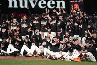MLB》首支季後賽球隊出爐 舊金山巨人重返榮耀