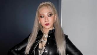 CL紅毯自撩裙襬「洩白色三角褲」狠贏Rosé 網:以為紙尿褲