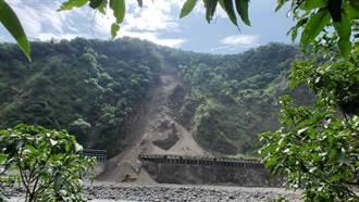 梅蘭明隧道東端口遭土石掩埋 桃源復興等3里民再度受困