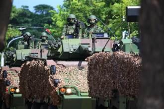 第三作戰區淡水河防守備 衛戍中樞安全