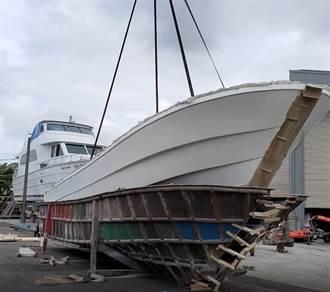 海科館打造「潮境方舟1號」 守護望海巷海灣