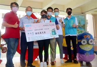 市議員李雅靜號召公益團體獻愛心 助弱勢生度困境