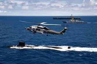 美全球軍力部署評估將出爐 調動美軍應對中國威脅憂顧此失彼