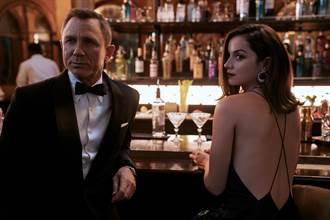 女間諜助攻  丹尼爾克雷格007最終作《生死交戰》月底登場