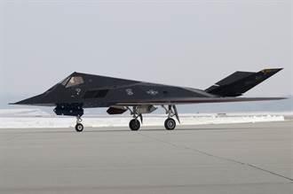 F-117為抗陸重批戰袍 美罕見承認其擔當這角色