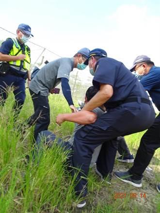 嘉義縣議員爆打環保局稽查人員 被依現行犯逮捕移送