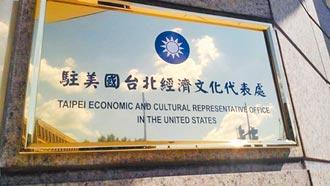 代表處改名 美國拿台灣當工具人