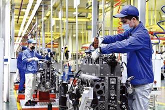 大陸製造業增加值 連11年冠全球
