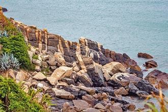 馬祖斑馬岩 擬列自然紀念物