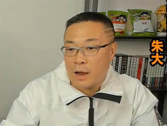 宅神朱學恒。(本報資料照)
