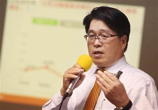 台灣民意基金會董事長游盈隆。(資料照)