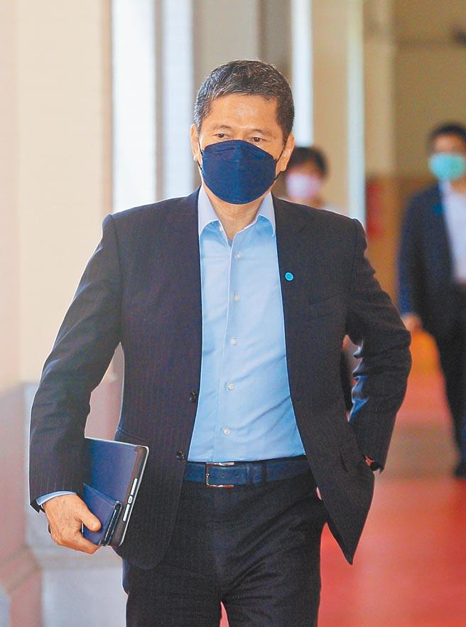 文化部長李永得表示,將透過修法取得「Taiwan+」的公共媒體身分,未來穩健編列預算經營,盼4年內達到如韓國英文國際頻道的阿里郎電視台水準。(本報資料照片)