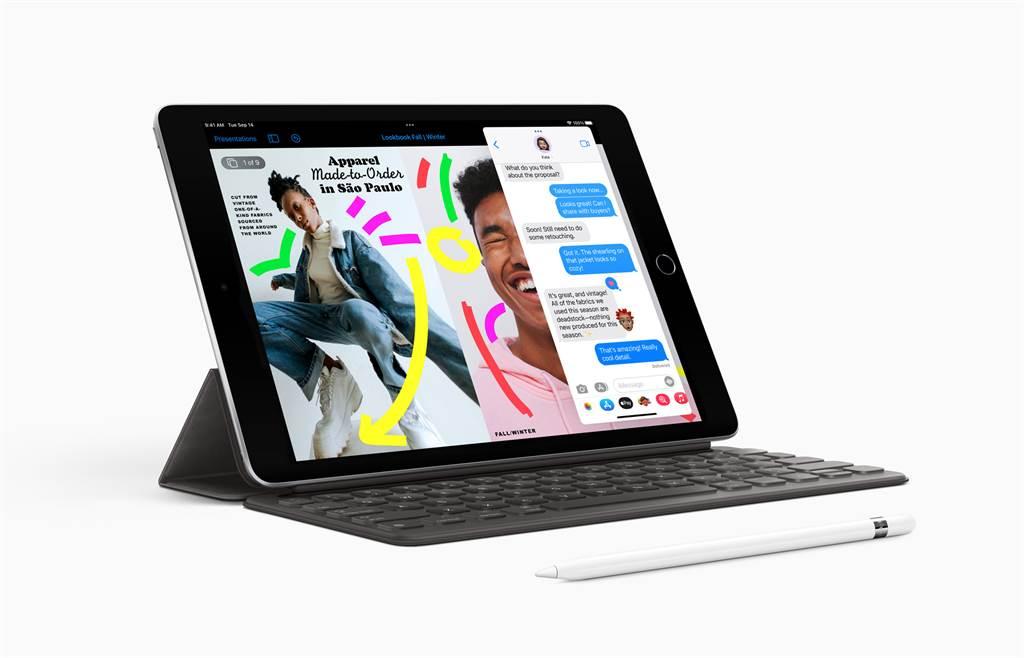 蘋果意外揭曉第九代iPad,入門容量升級,可謂更為親民。