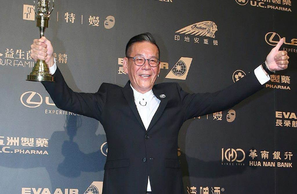 金鐘視帝龍劭華14日猝逝高雄,享壽68歲。(中時資料照)