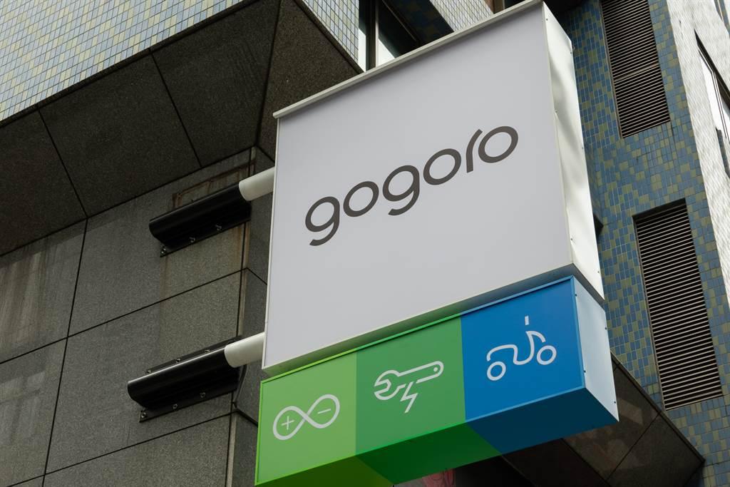 Gogoro傳將借殼赴美上市。(圖/達志影像/Shutterstock)