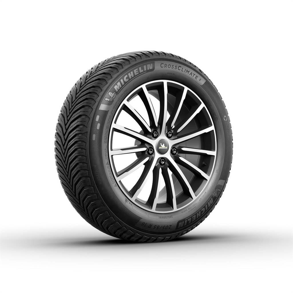 Michelin推出新款CrossClimate 2全天候輪胎(圖/CarStuff)