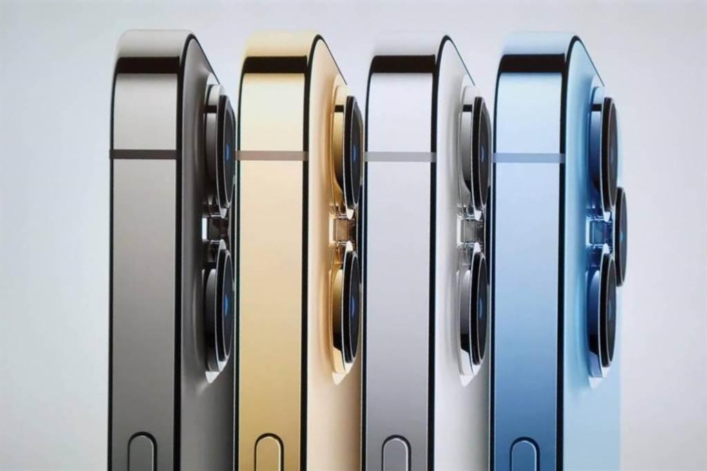 男女通殺!iPhone 13 Pro天峰藍 7成用戶青睞