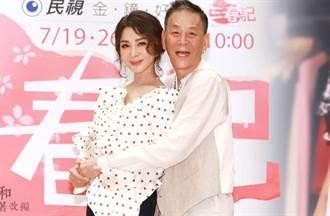 陳美鳳難接受龍劭華逝世噩耗 曬昔日舊照:台灣慟失優秀演員