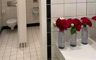 送花給謝志偉被放廁所 宅神酸回「可遮住大便臭味」:非常划算