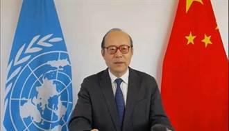 陸代表40多國於人權理事會籲實現持久和平、促進保護人權