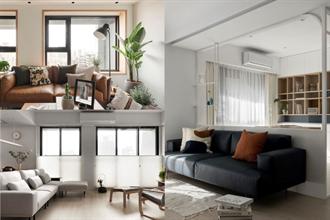 室內也能清爽一夏!5招空間涼感設計,體感視覺一起吃冰淇淋